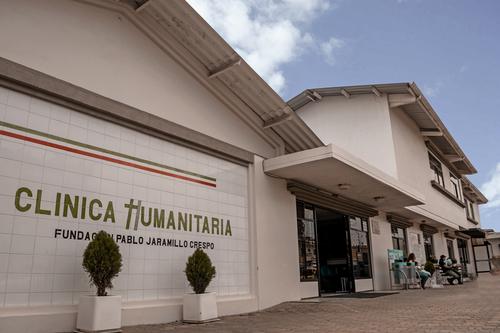 Clínica Humanitaria - Fundación Pablo Jaramillo