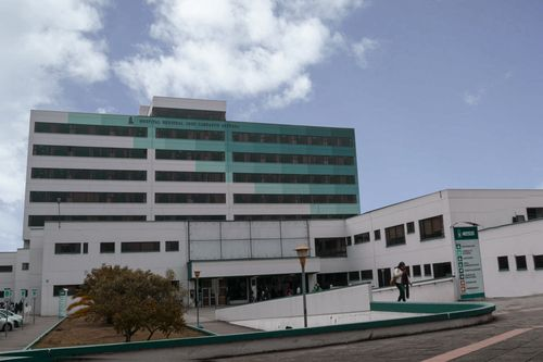 Hospital José Carrasco Arteaga